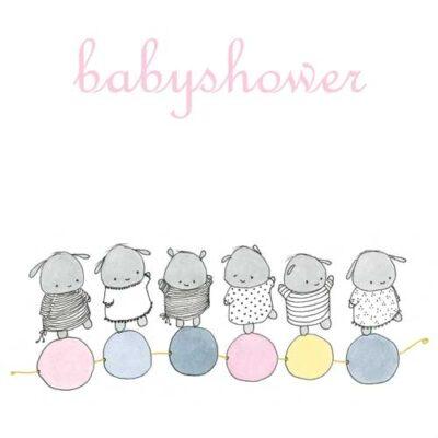 Axel Babyshower pink