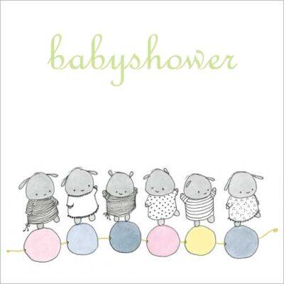 Axel Babyshower green